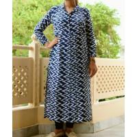 Indian Cotton Kurti - 103WA0022