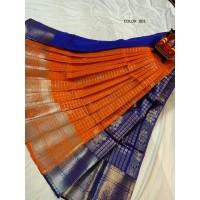 Kuppadam Silk Saree - 111001-005