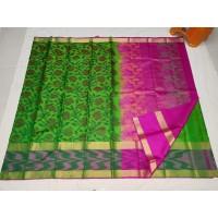 Uppada Printed Silk Saree -112WA0292