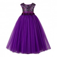 Girls Party Gown -MY17