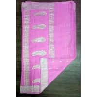 Pure Benarasi Chiffon saree - 121LSWA0006