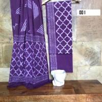 Cotton salwar set unstitched material - VO136A001