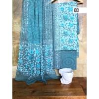 Cotton salwar set unstitched material  - VO136D001