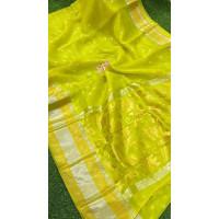 Benarasi kora silk organza saree -TS140c