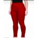 Leggings - Mehroon/Orange -Plain color Leggings - Stretchable Leggings -Combo offer  !! Vb007k