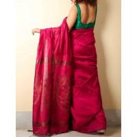 Sequence work saree - Pink saree -Partywear saree -Exclusive sarees