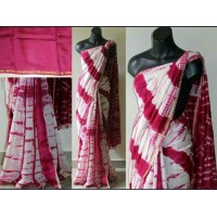 Chanderi Silk Saree -17WA0129