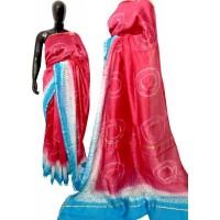 Chanderi Silk Saree - 17WA0134