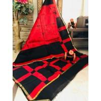 Chanderi silk saree - 41WA0090
