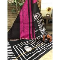 Pure Chanderi Silk Saree -41WA0093