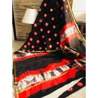 Chanderi Silk Saree -41WA0094