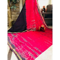 Chanderi Silk Saree -41WA0097