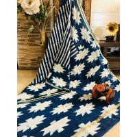 Chanderi Silk Saree -41WA00106