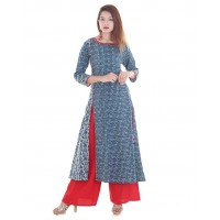 Trendy cotton kurti
