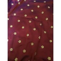 Brocade  Silk blouse Material