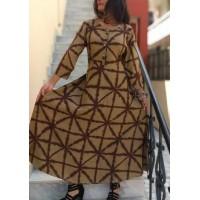Rayon  Kurti Dress