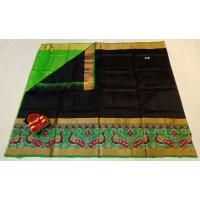 Uppada Pochampalli Silk Saree