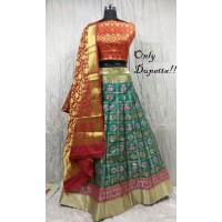Benaras  Silk Dupatta -0297