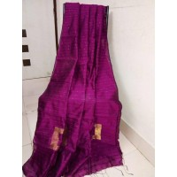 Sequence in silk cotton Saree -114
