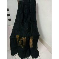 Sequence in silk cotton saree -115