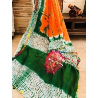 Cotton mul mul sarees