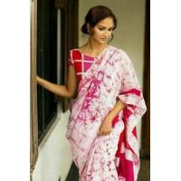 Cotton mul mul saree -0010