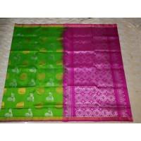 Uppada Silk saree -3WA0417