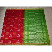 Uppada Silk saree -3WA0422