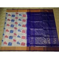 Uppada Silk saree - 3WA0429